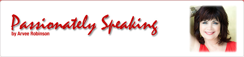 Arvee Robinson Public Speaking Trainer